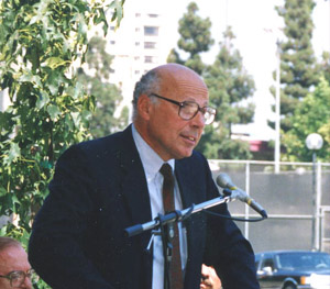 Segal in 2000